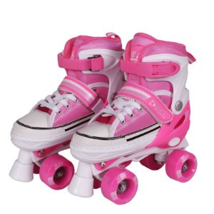 Patins Roller All Slide Classic Rosa P (29-32) 378400