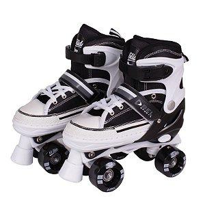 Patins Roller All Slide Classic Preto P (29-32) 378400