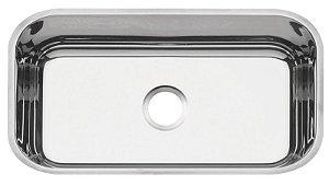 Cuba em aço inox polido 56x34 cm Tramontina - 94085/506
