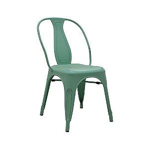 Cadeira Ariel Vintage Verde