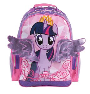Mochila G Com Alca My Little Pony Wings - 49060  Dmw