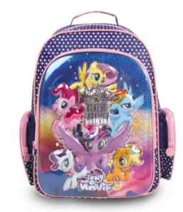 Mochila G My Little Pony - 11152- Dmw