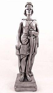 Estátua Estatueta A Justiça 30x10x10