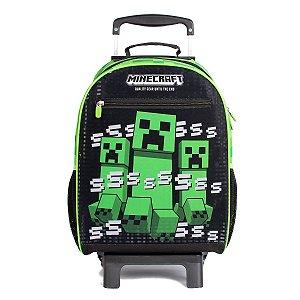 Mochila de Rodinhas G Minecraft  - DMW 11488