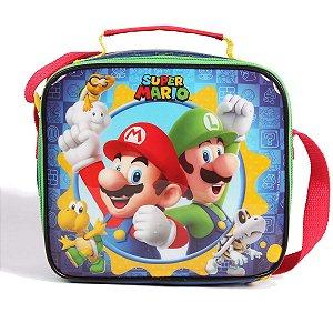 Lancheira Super Mario Brother - Dmw 11516