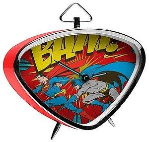 Relógio de Mesa DC Comics Batman Krac (26144)