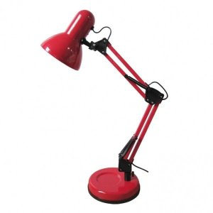 Luminária de Mesa Pixar Vermelho