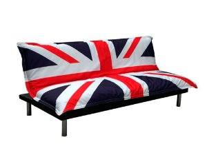 Sofá-Cama Futton Reino Unido 3 Lugares