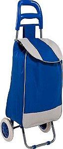 Carrinho de Compras Bag To Go Azul
