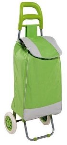 Carrinho de Compras Bag To Go Verde