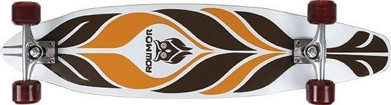 Long-Board ROW 97x20 Estampa Maori - MOR