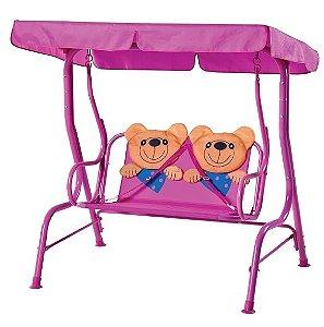 Cadeira de Balanço Infantil Ursinhos - MOR
