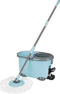 Esfregão Mop com Pedal Limpeza Pratica
