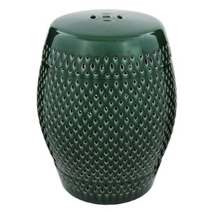 Puff Ceramic Chess Verde
