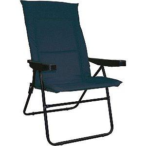 Cadeira Alfa 4 Posições Azul
