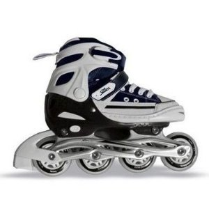 Patins Roller All Style Street Preto