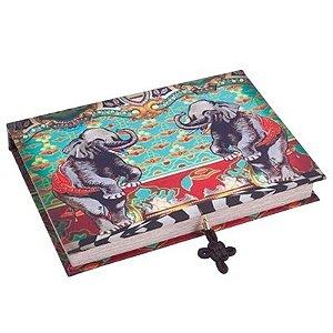 Porta  Joias Abracadabra Elefante - Trevisan
