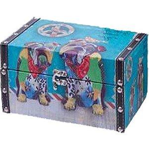 Caixa Cachorro Colorido G Trevisan