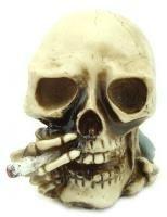 Crânio Fumando