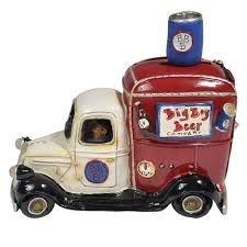 Mini Caricatura Carro Com Abridor (RQ0021)