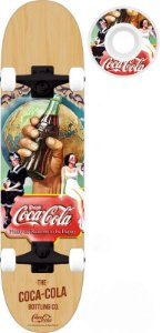 Skateboard Coca-Cola Bottling