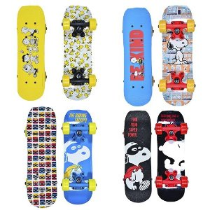 Mini Skateboard Snoopy - Bel