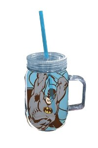 Copo Jarra DC Comics Batman Body 550ml (26876)