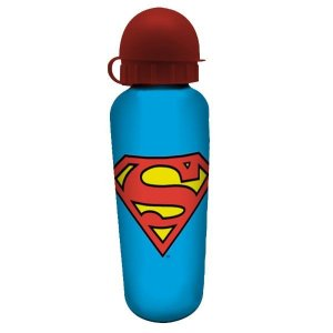 Squeeze Alumínio Simbolo Superman 500ml (25217)