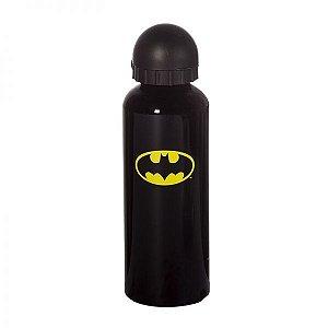 Squeeze Alumínio Batman Preto e Amarelo 500ml (23841)