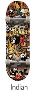 Skate Roces Shape 31'' x 8'' Abec 3
