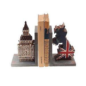 Aparador de Livros Temático Londres