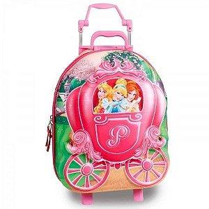 Mala em EVA 3D Princesas Disney Infantil 51034