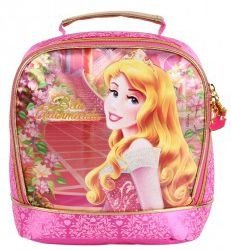 Lancheira Infantil Soft Disney Princesas - Bela Adormecida 60004