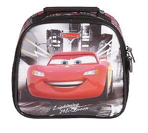 Lancheira Escolar Infantil Soft Disney Carros Relampago McQueen (60109)
