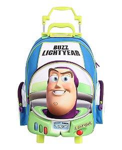 Mochilete Escolar de Rodinha 3D Toy Story - Buzz Lightyear (60469)