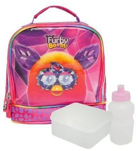 Lancheira Soft Infantil Furby Boom (60238)