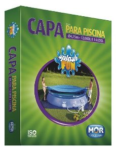 Capa para Piscina Splash Fun 12.000L e 14.000L