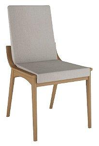 Cadeira de Jantar em Madeira Natural Ravello