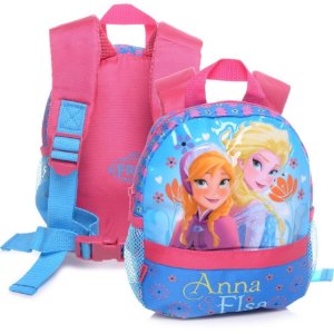 Mochila Infantil Side by Side Frozen (1836)