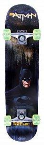 Skateboard Liga da Justiça Batman