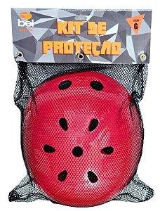 Kit Proteção Premium Vermelho G