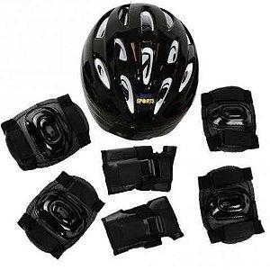 Kit Proteção Radical Preto M