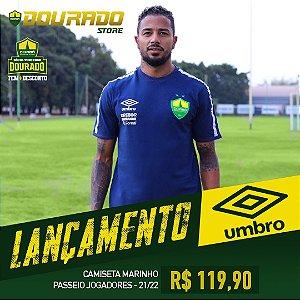Camiseta Marinho Passeio Jogadores 21/22