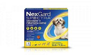 NEXGARD SPECTRA 3,6 A 7,5KG