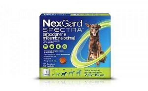 NEXGARD SPECTRA 7,6 A 15KG