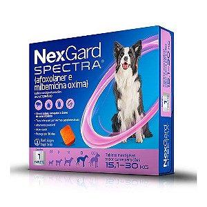 NEXGARD SPECTRA 15 A 30KG
