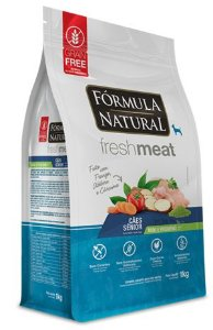 Fórmula Natural Fresh Meat Cães Sênior 7kg