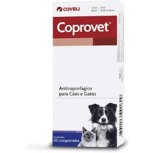 Coprovet - Anticoprofágico 20 comprimidos