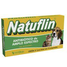 Natuflin - 10 Comprimidos