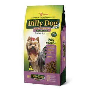 Billy Dog Natural Adulto Pequeno Porte 20kg